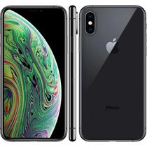 iPhone XS 64GB Cinza Espacial IOS12 4G + Wi-fi Câmera 12MP - Apple