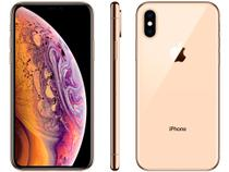 "iPhone XS Apple 256GB Ouro 4G Tela 5,8"" Retina - Câmera Dupla 12MP + Selfie 7MP iOS 12"