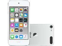 iPod Touch Apple 128GB Prateado - Resolução Câmera iSight 8MP