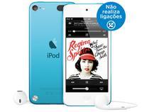 iPod Touch Apple 16GB Multi-Touch Wi-Fi Bluetooth - Câmera 5MP MGG32BZ/A Azul