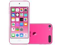 iPod Touch Apple 32GB 6ª Geração Rosa - Câm. 8MP MKHQ2BZ/A