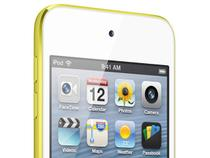 iPod Touch Apple 64GB Tela Multi-Touch Wi-Fi - Bluetooth Câmera 5MP MD715BZ/A Amarelo