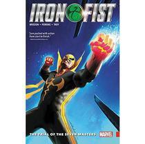 Iron Fist - Vol. 1 - The Gauntlet - Marvel