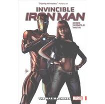 Iron Man - Invincible Iron Man, Volume 2 - The War Machines - Marvel