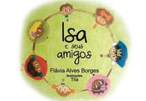 Isa e seus amigos - Scortecci Editora -