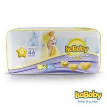 Isababy Fralda Premium Mega G 6 Pacotes Com 46 Unidades -