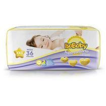 Isababy Fralda Premium Mega XXG 6 Pacotes Com 36 Unidades -