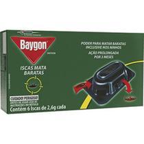 Isca Mata Baratas Baygon - ( Embalagem com 6 Iscas ) -