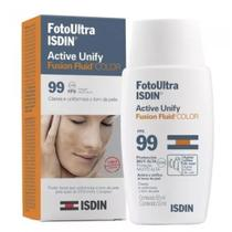 Isdin Foto Ultra Active Unify Fusion Fluid Color Fps 99 50ml
