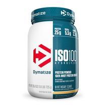 ISO 100 - 100 Hydrolyzed 1.6lb/725g Dymatize Nutrition -