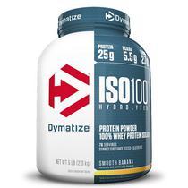 ISO 100 - 100 Hydrolyzed 5lb/2,258kg Dymatize Nutrition -
