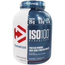 Iso 100 100 whey protein hidrolisada (2,270kg) - dymatize nutrition -