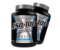 Iso 100 1,3kg - Dymatize - PROMOÇÃO COMPRE 1 E LEVE 2 -