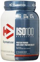 ISO 100 1,6LB Dymatize -