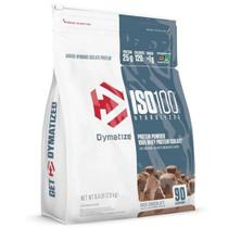 ISO 100 2.9kg dymatize (validade :02/21) -