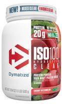 ISO 100 Hydrolyzed CLEAR (1.1lbs/500g) - Dymatize Nutrition -