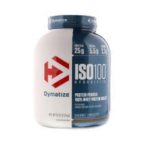 Iso 100 hydrolyzed validade para 11/09 - 2,3kg - dymatize -