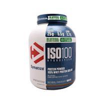 Iso 100 Natural (726g) Stévia - Dymatize -