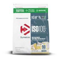 Iso 100 Natural Stevia 6.0 LBS Bolo de Aniversario - Dymatize