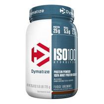 Iso 100 Whey Protein 725g - Dymatize - Dymatize nutrition