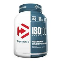 Iso 100 Whey Protein Isolado - 725g Fudge Brownie - Dymatize Nutrition -