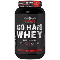 Iso Hard Whey 907g - Isolado Baunilha - Hardcore Sports Nutrition -