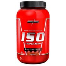 Iso Triple 907g  Chocolate - IntegralMédica - Proteína Isolada -