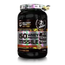 Iso Whey Protein Isolado Missile 930g Military Trail - Midway - Midway labs -