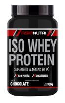 Iso Whey Protein (whey isolado) - 900gr Choholate - Fisionutri