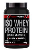 Iso Whey Protein (whey isolado) - 900gr Morango com Banana - Fisionutri
