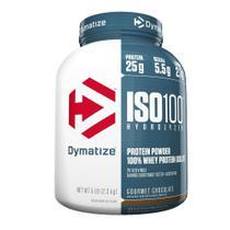 ISO100 WHEY PROTEIN HIDROLISADO (5lb) - Chocolate - Dymatize Nutrition -