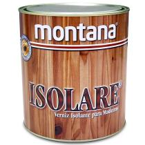 Isolare Verniz Isolante Para Madeira Montana 900ml -