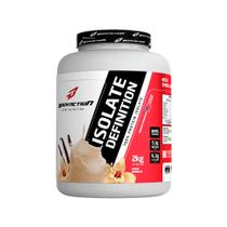 Isolate Definition (2kg) - Body Action Sabor:Baunilha