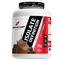 Isolate Definition (2kg) - Body Action Sabor:Chocolate