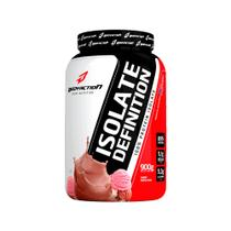 Isolate Definition (900g) - Body Action Sabor:Sorvete Napolitano -