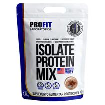 Isolate Protein Mix 1,8Kg - Chocomalte - Profit -