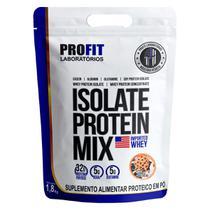 Isolate Protein Mix 1,8Kg - Cookies & Cream - Profit -