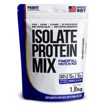 Isolate Protein Mix 1,8kg Refil Profit - Profit Laboratório