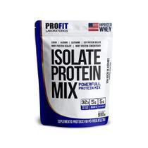 Isolate Protein Mix 900g Coco Refil Profit - PROFIT LABORATÓRIO