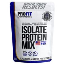 Isolate Protein Mix 900g Refil Profit - Profit Laboratório