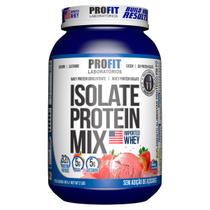 Isolate Protein Mix 907g Morango - Profit -