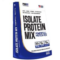 Isolate protein mix refil 900g cookies profit