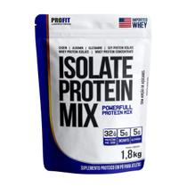 Isolate Protein Mix Refil 900g - Profit Labs