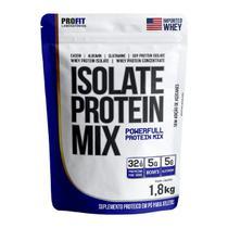 Isolate protein mix (sc) 1,8 kg - profit (baunilha) -