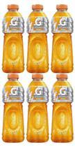 Isotônico Gatorade Laranja 6 unidades de 500 ml -