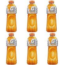 Isotônico Gatorade Tangerina 500ml - Kit 06 Unidades -