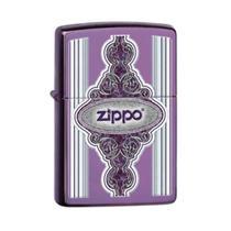Isqueiro Zippo 28866 Classic Intrincado Roxo Abyss -