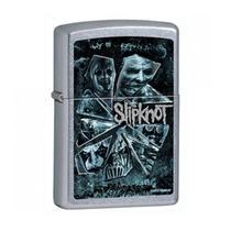 Isqueiro Zippo 28992 Classic Slipknot Faces -