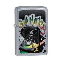Isqueiro Zippo 29307 Classic Bob Marley Street -