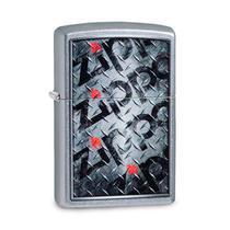 Isqueiro Zippo 29838 Classic Diamond Plate Street -